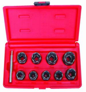 9PCS Bolt Extractor Set