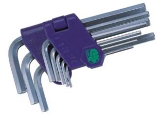 8Pcs Hex Key Wrench Set