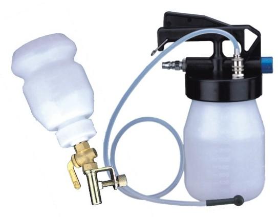 Pneumatic Brake Oil Extractor & Bleeder Kit PAT.