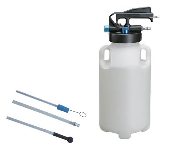 8.5L Pneumatic Fluid Extractor
