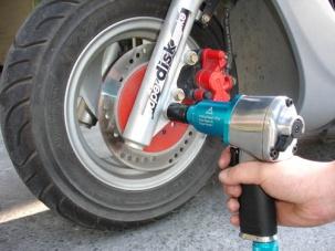 """3/8""""Dr.HydraulicDualTorque Control Impact Wrench"""