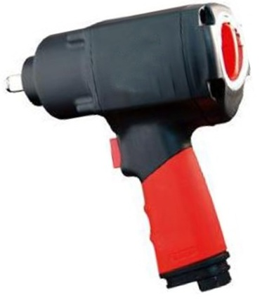 "1/2""Dr. Composite Impact Wrench (Twin hammer)"