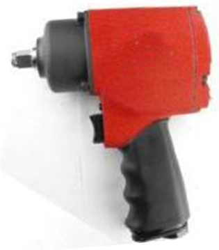 """1/2""""dr. Impact wrench"""
