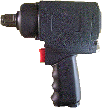 "3/4""Dr. Heavy Duty Impact Wrench (Twin hammer)"