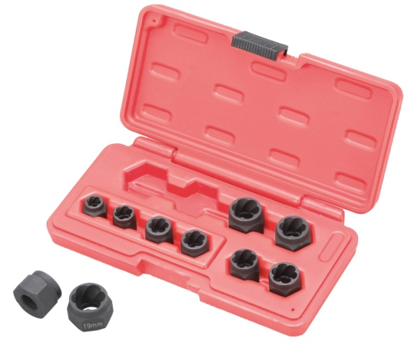 Hex Twist Socket Set