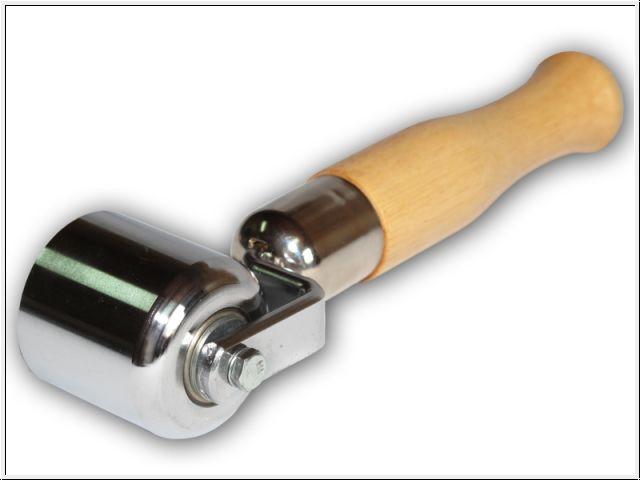 Wood Handle Seam Roller